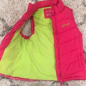 Weatherproof vest